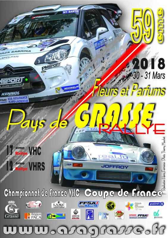 59eme rally grasse 12 page affiche grasse 2018
