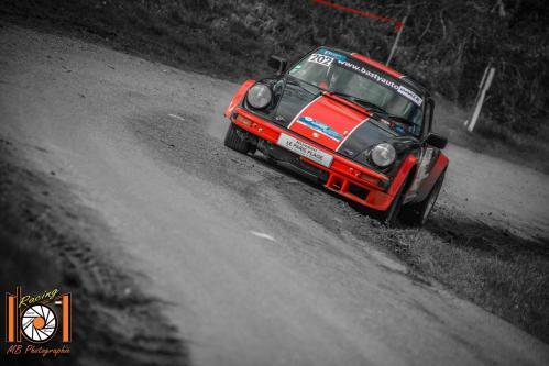 Porsche touquet